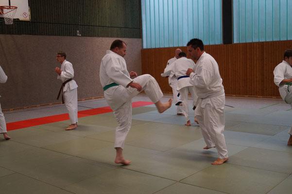 JJU NW - Jiu Jitsu - Moderne Selbstverteidigung - Kampfsport
