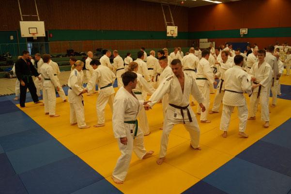 JJU NW - Jiu Jitsu - Selbstverteidigung - Kampfsport - Kampfkunst