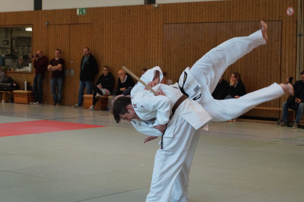 JJU NW - Jiu Jitsu Union - Selbstverteidigung - Kampfsport