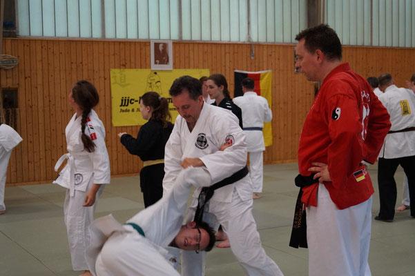 JJU NW - Jiu Jitsu Union - Kampfkunst - Selbstverteidigung