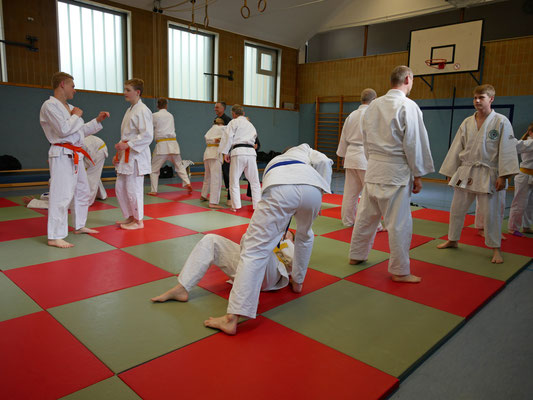 JJU NW - Jiu-Jitsu Union NW - Selbstverteidigung - Jiu Jitsu - Kampfsport - Kampfkunst