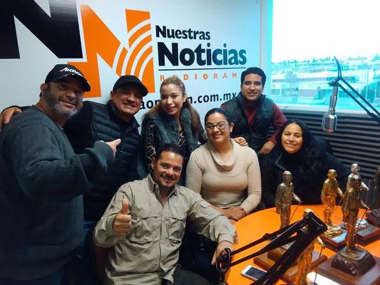 Ramón Chávez, Cristian Bejarano (Boxeo), Ivette García (Ajedrez) Carlos Ruanny ( Wu-Shu) Alex Aguirre, Sara Lucía Morales y Ulda Alarcón.
