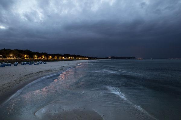 Der Abend vor dem Sturm