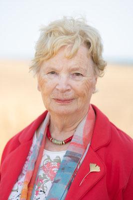 Rita Micheel-Sprenger, 1. Vorsitzende 1973 - 1989 (Foto: Britta Ahlström)