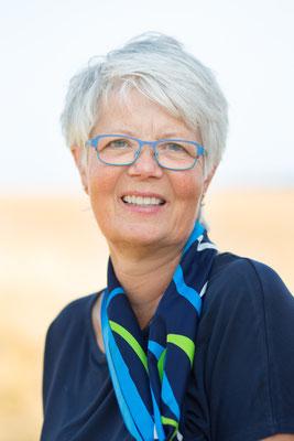 Wiebke Weilandt, 1. Vorsitzende 2001 - 2013                    (Foto: Britta Ahlström)