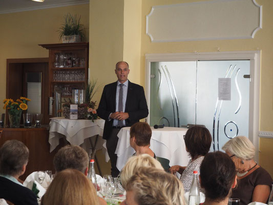 Gunnar Müller, Bezirksvorsitzender Bauernverband
