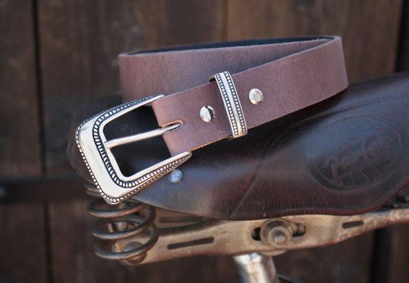 ceinture artisanale personnalisable