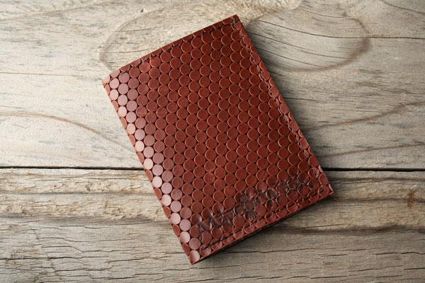 Porte-cartes en cuir
