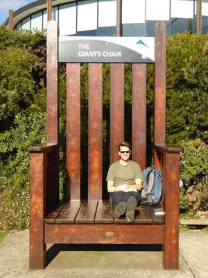 Der Giant's Chair!