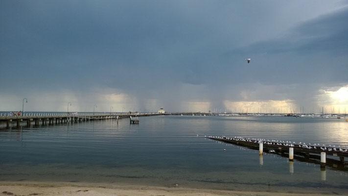 ...am St. Kilda-Pier