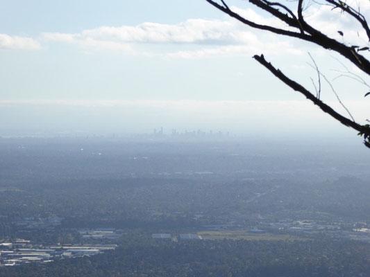...wo sich tolle Blicke über Melbourne bieten!