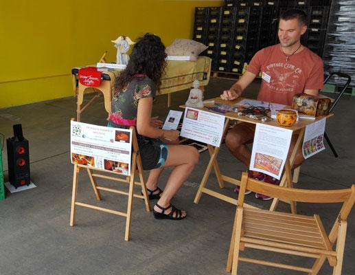 Consulenze lettura energetica all'Oriental Day Lusia Rovigo