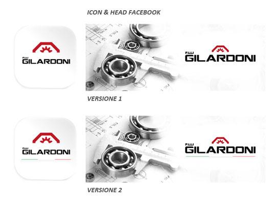 Elaborazione grafica facebook per F.lli Gilardoni srl