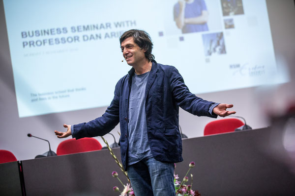 Dan Ariely Professor of Psychology and Behavioral Economics