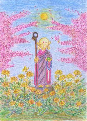 松下智子さんの作品。