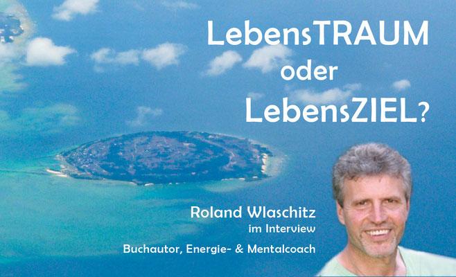 Buchautor, Energie- & Mentalcoach Roland Wlaschitz im Interview mit Balanox ::: Balanox Lounge