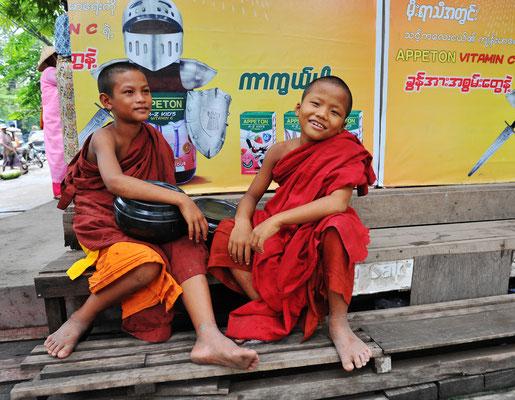 Mönche Chin Staat