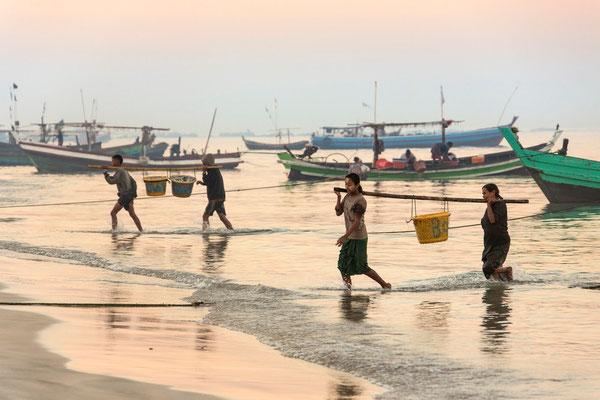 Ngapali Rakhine Staat