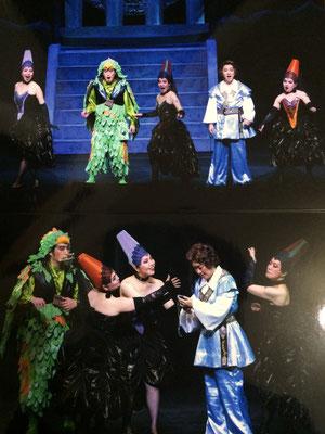 仙台オペラ協会「魔笛」より
