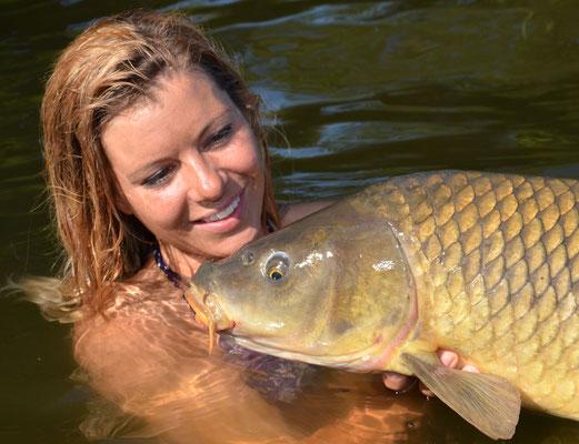 Catch&Release Karpfen in Kanada