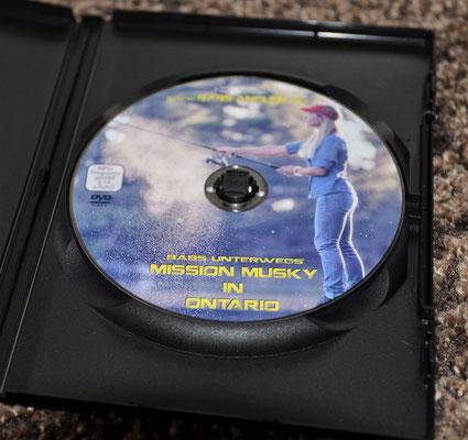 Neue DVD von Babs Kijewski