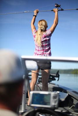 Auf zum Fischen!
