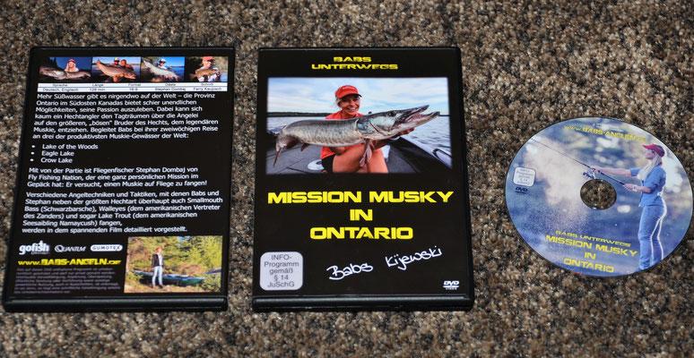 dritte DVD von Babs Kijewski