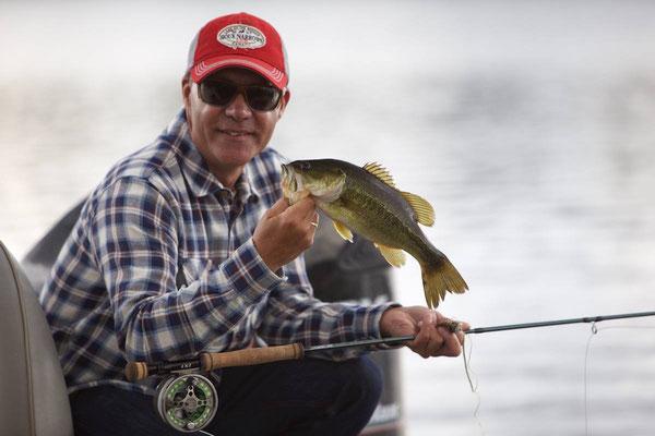 Matt Hayes Fliegenfischen