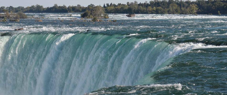 Niagara Fälle in Kanada