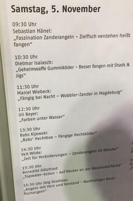 Vortragsprogram