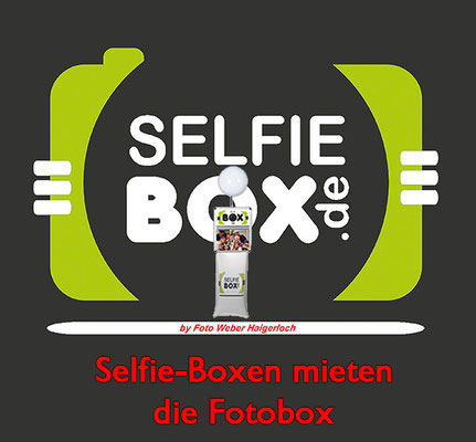 Fotobox Selfie-Box