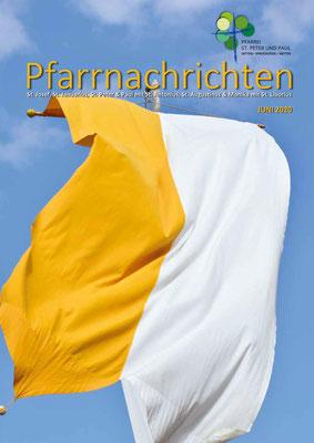 Titelseite der Ausgabe 6-2020