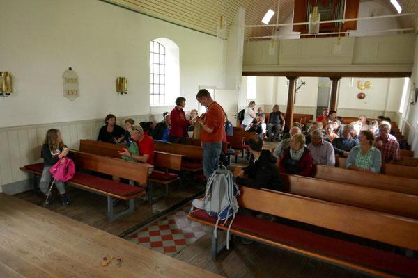 In der Windrather Kapelle