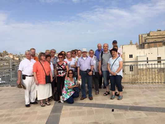 Malta-Pilgerreise 2016