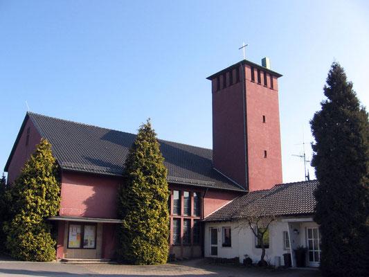 St. Augustinus und Monika am 03.09.19 (Foto: Homepage ppherbede.de)