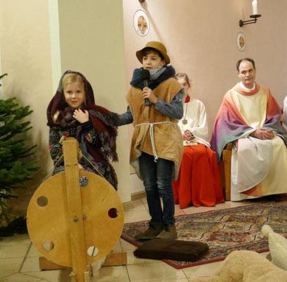 Josef steht weiterhin zu Maria
