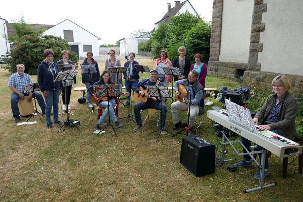 Der Kreis für junge Musik setzte musikalische Akzente