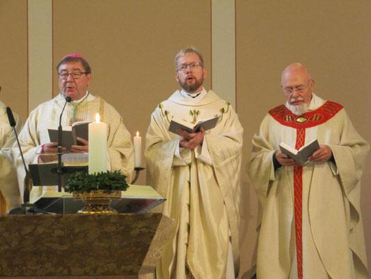 Pontifikalamt am 30.10.2016 zum 100-jährigen Kirchweihfest St. Josef