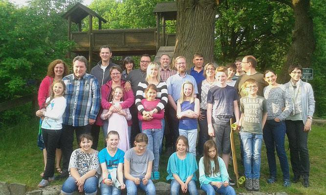 Bei Familienferien 2016 in Kleve