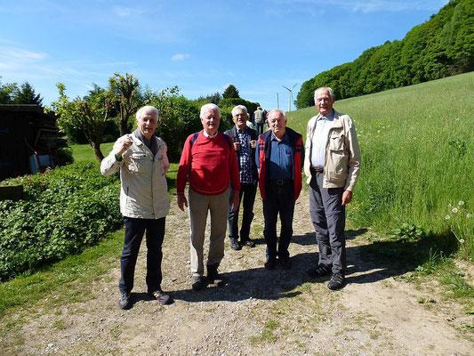 Wanderung 2015 in Obersprockhövel