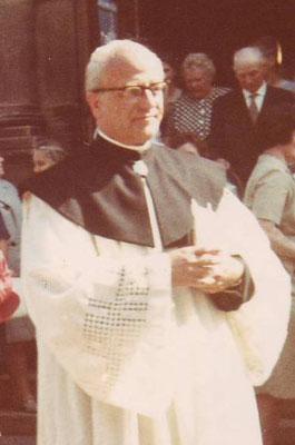 1960 – 1985 Pfarrer Adolf Tschirschwitz