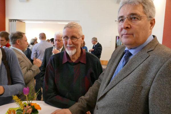 Aus St. Januarius Walter Behrens und Hans Hesse