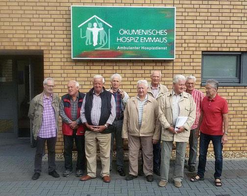 2017 Besuch des Gevelsberger Hospizes