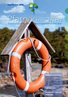 Titelseite der Ausgabe 9-2020