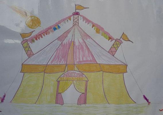 Nur einige der Blilder zum Zirkusprojekt