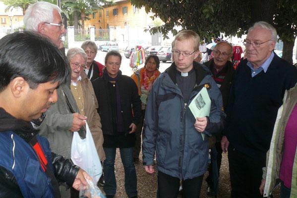 Pilgerreise nach Rom 2010