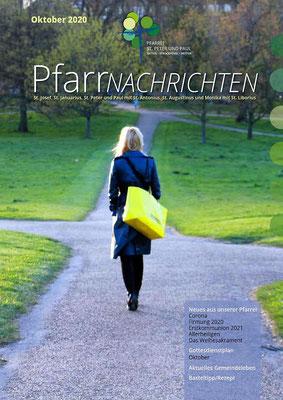 Titelseite der Ausgabe 10-2020