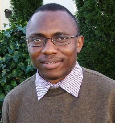ab Sommer 2014 Dominic Ekweariri als Doktorand an der Ruhr-Universität