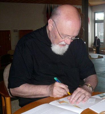 26.05.1991 bis 31.08.2002 Pfarrer Franz Heister