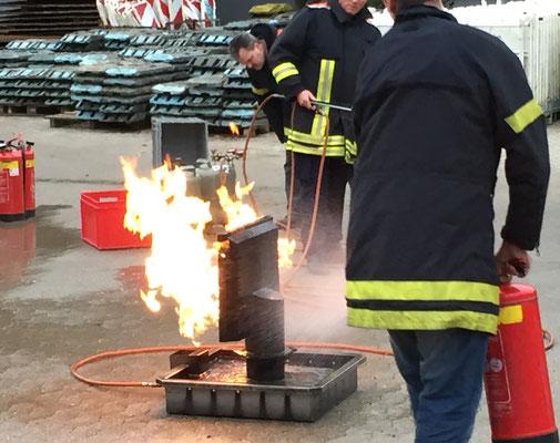 LEDERER_training | Brandschutzhelfer-Ausbildung nach ASR 2.2 (Technische Regeln für Arbeitsstätten | ASR) Bild 1